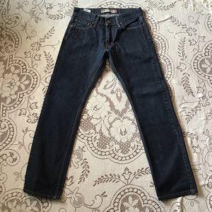 Levi's-514/Slim Straight Jeans